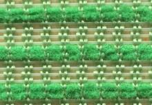 Green Mesh Fabric